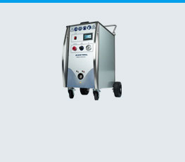 Dry ice blasting machines