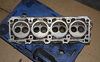 Cylinder head after