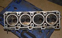Cylinder head before
